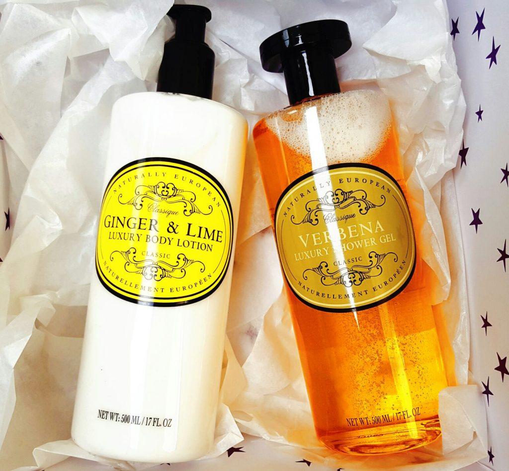Marionnaud-Somerset-Naturally-European-Shower-Gel-Verbena-Body-Lotion-Ginger-Lime-thebeautycorner