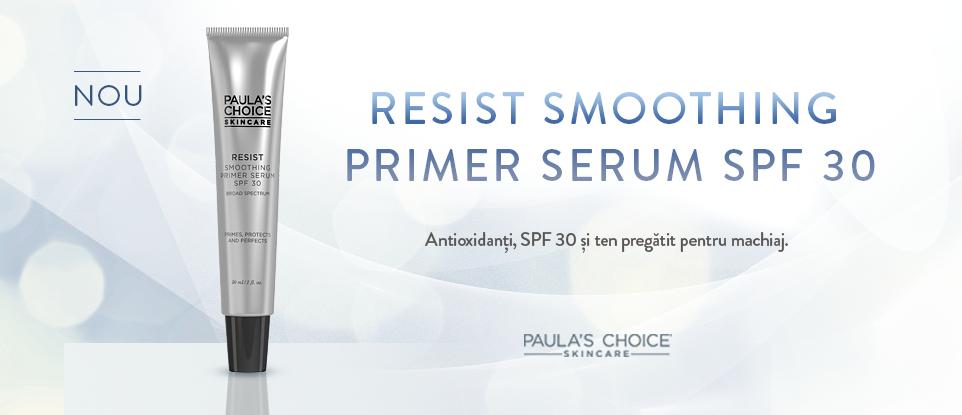 Resist Primer SPF 30 thebeautycorner.ro