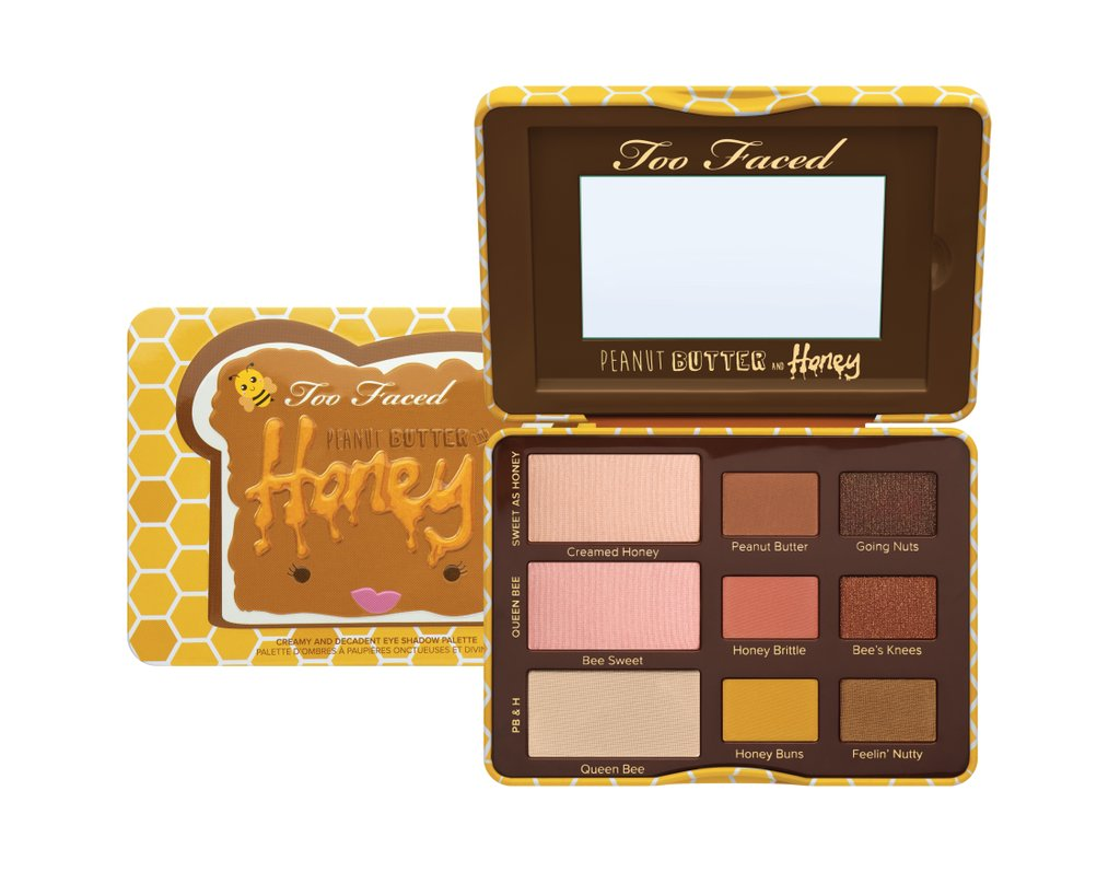 Too-Faced-Peanut-Butter-Honey-Eye-Shadow-Palette