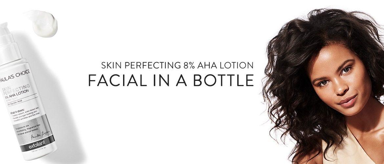 Skin Perfecting 8% AHA Lotion by Paula's Choice-thebeautycorner.ro