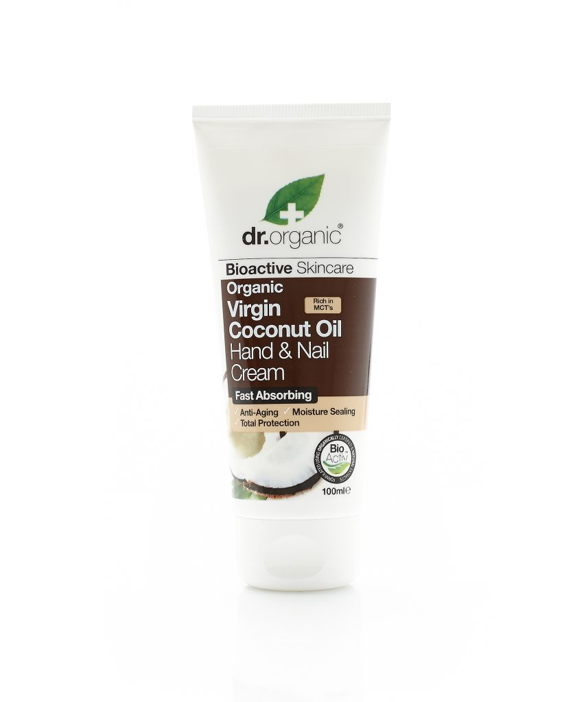 Coconut Hand & Nail Cream Tube Only
