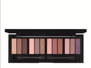 Audacious Makeup Palette opened Marionnaud Christmas 2017