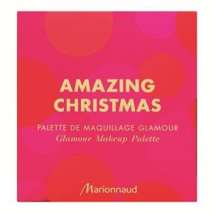Glamour Makeup Palette Marionnaud Christmas 2017