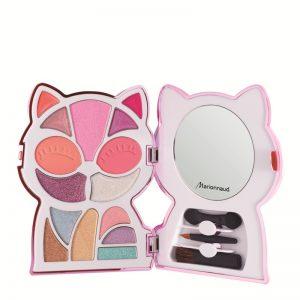Makeup Kitten Palette Marionnaud Christmas 2017 thebeautycorner.ro