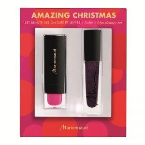Nails & Lips Beauty Set 02 Marionnaud Christmas 2017 thebeautycorner.ro