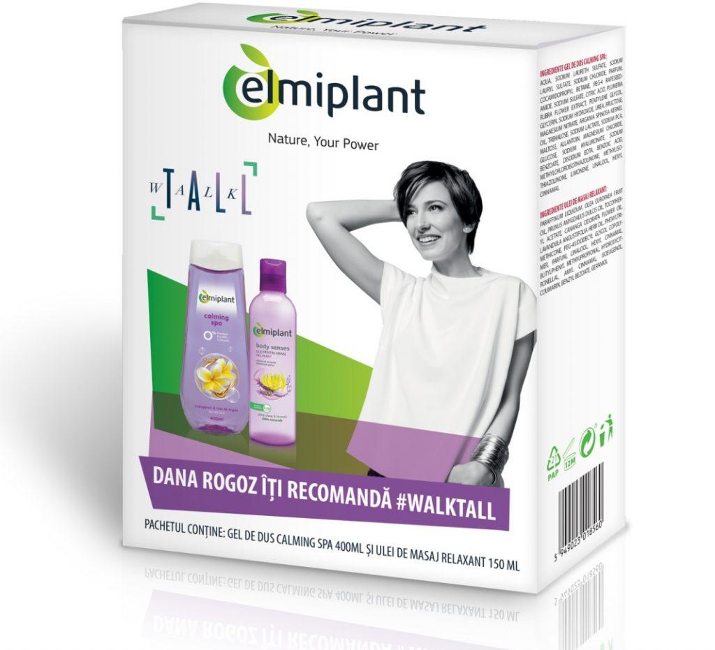 elmiplant body-gel+ulei - 19,65 lei