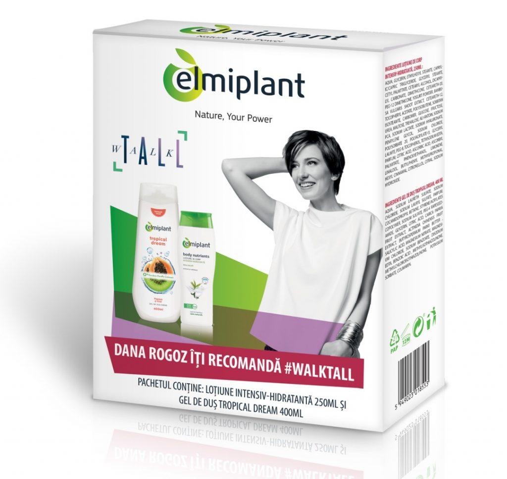 elmiplant body-lotiune+gel - 14,6 lei