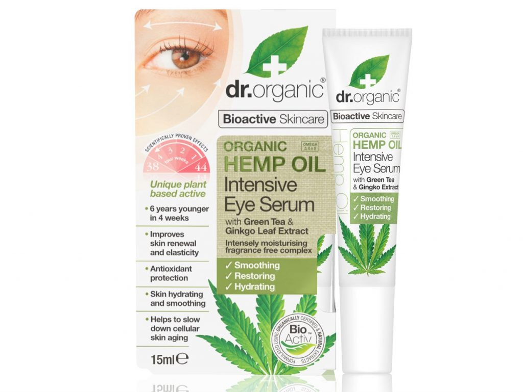 Hemp-Eye-Serum
