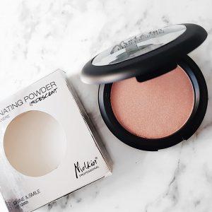Iluminating Powder Shine & Smile Melkior
