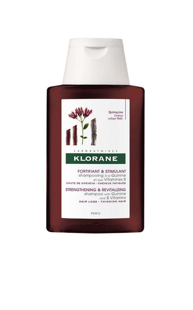 Klorane-QUININE -Shampoo 100ml-thebeautycorner.ro