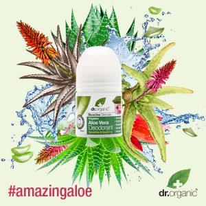 DrO801 Aloe Vera Deodorant